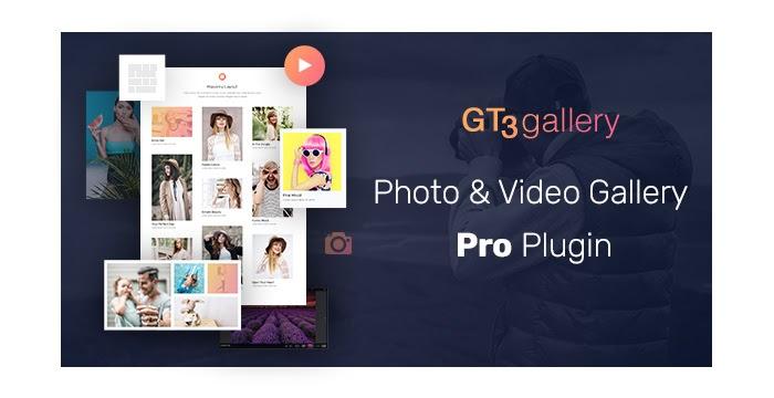 gt3 photo pro - The 10 best Gutenberg WordPress plugins for building a website