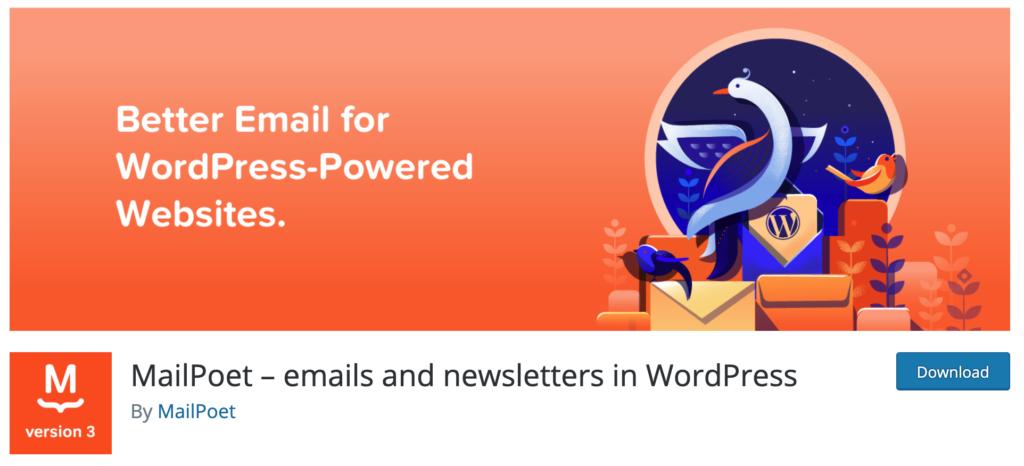 install mailpoet - MailPoet Review: The best newsletter plugin for WordPress?