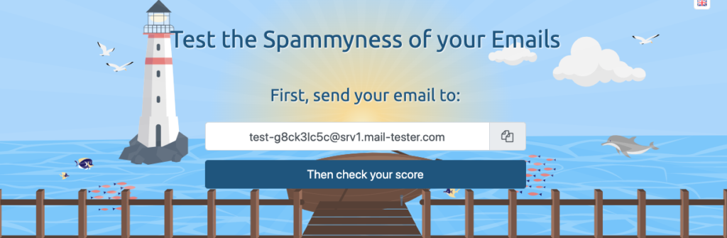 Test the Spammyness of your Emails!
