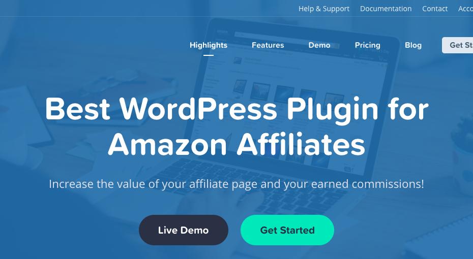 Bildschirmfoto 2020 08 17 um 11.18.33 1 - The best Amazon affiliate link plugins for WordPress