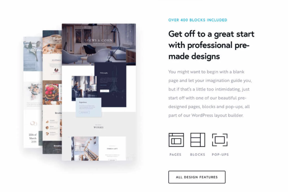 Brizy - WordPress editors and page builders in test: comparison of the 7 best visual site builders