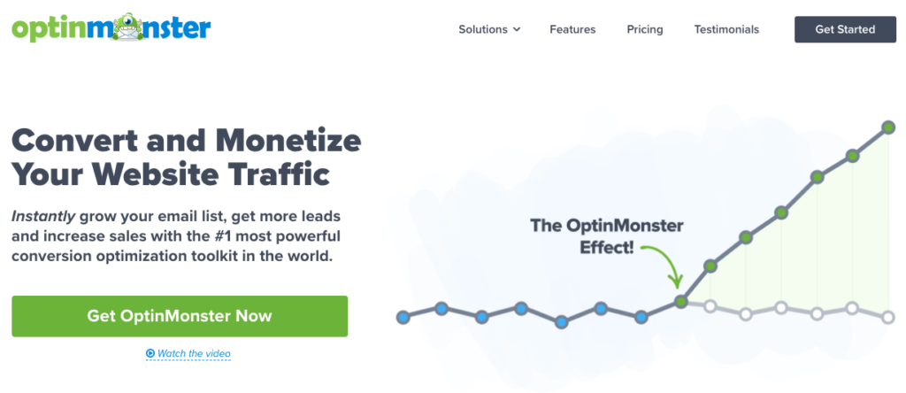 optinmonster - Convert and Monetize Your Webiste Traffic