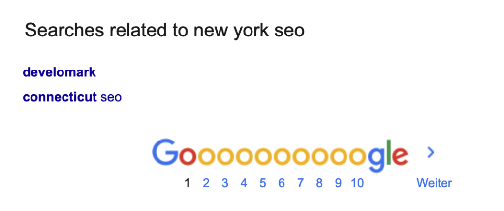 searches related to new york seo