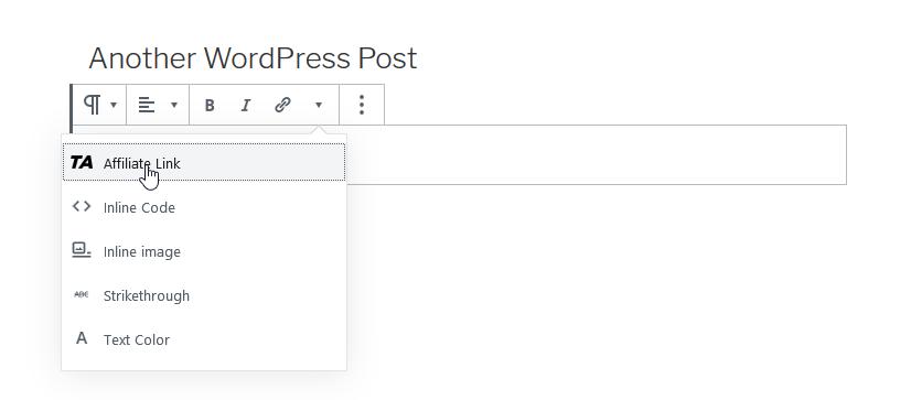 "click ""Affiliate Link"""