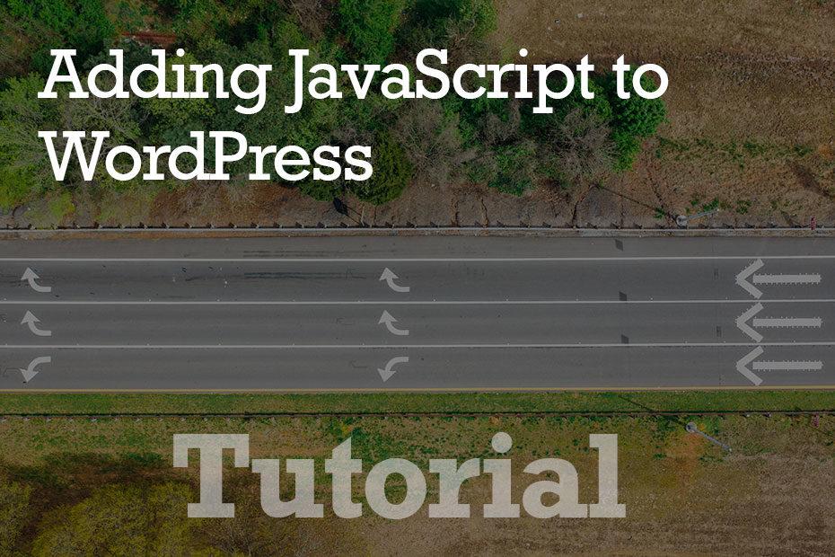 tutorial JAVA 2 - How To Add JavaScript to WordPress