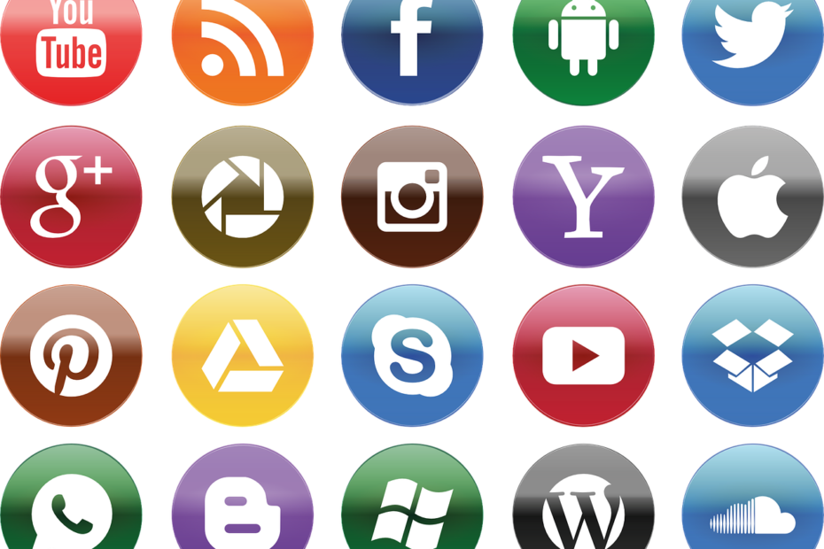 social media 1177293 1280 - How To Add Favicons